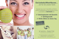 Infoveranstaltung Zahnarzt Karlsruhe