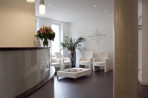 Zahnarzt Karlsruhe Wohlfühlpraxis